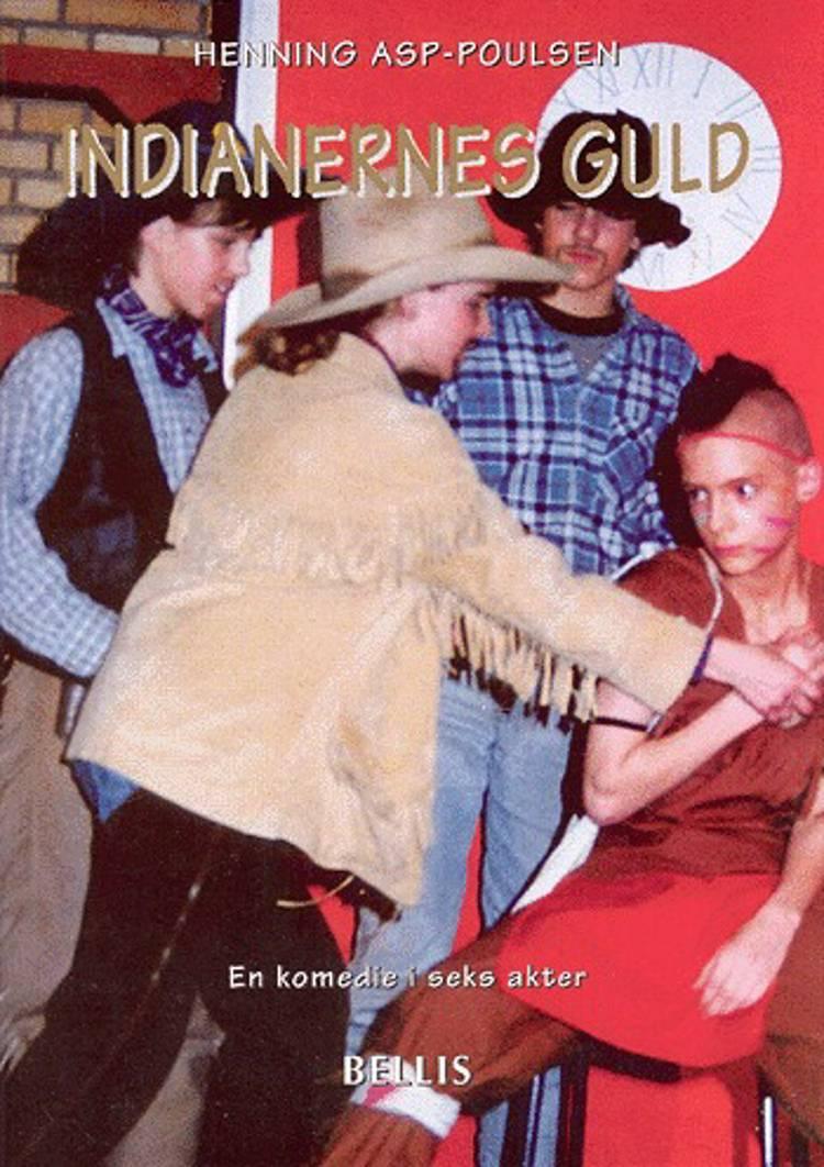 Indianernes guld af Henning Asp-Poulsen