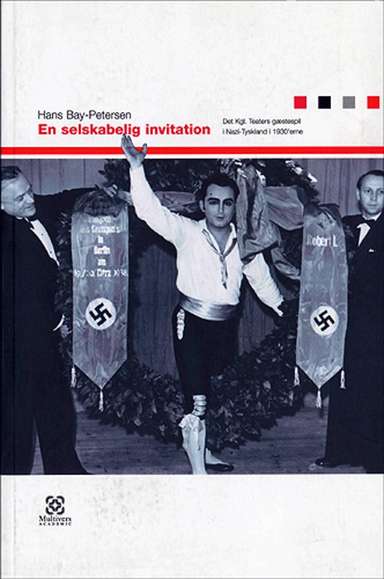 En selskabelig invitation af Hans Bay-Petersen