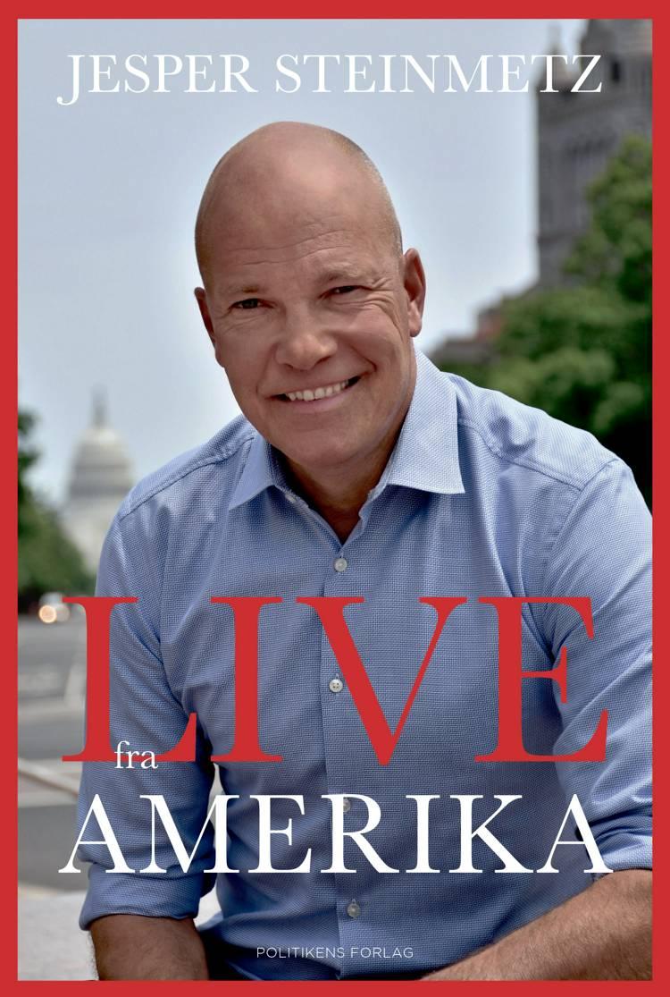 Live fra Amerika af Jesper Steinmetz