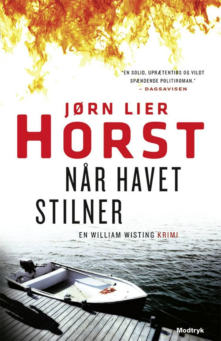 Når havet stilner af Jørn Lier Horst