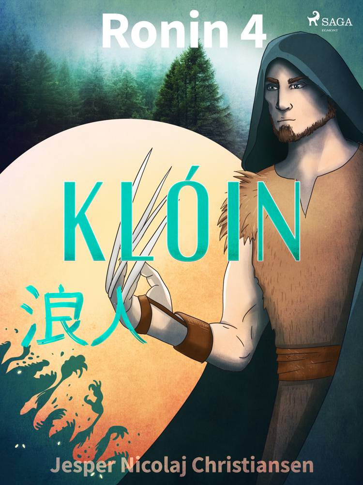 Ronin 4 - Klóin af Jesper Nicolaj Christiansen