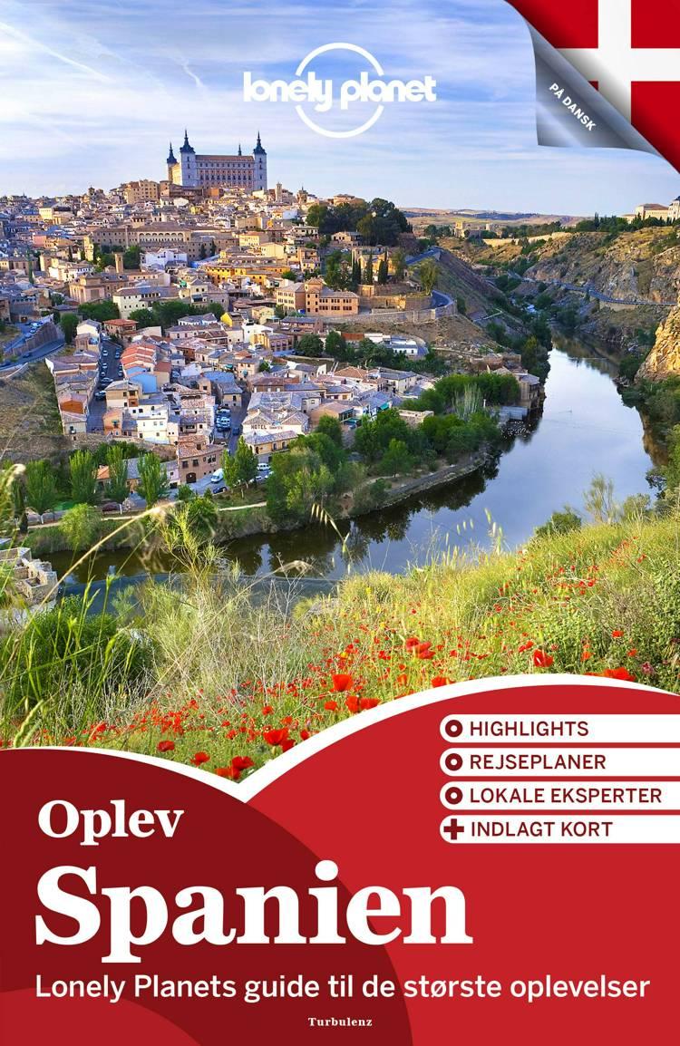 Oplev Spanien af Lonely Planet