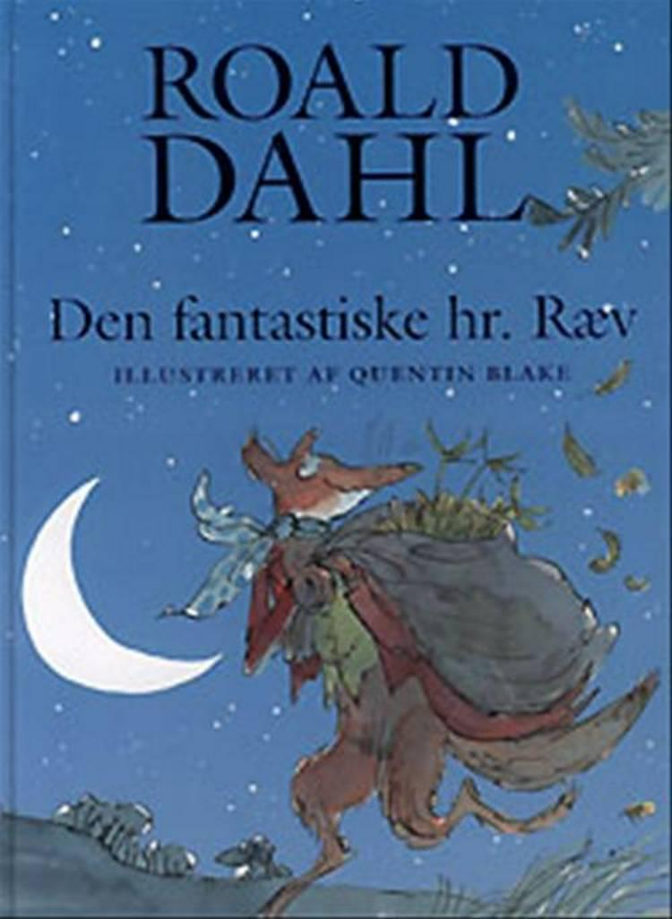 Den fantastiske hr. Ræv af Roald Dahl