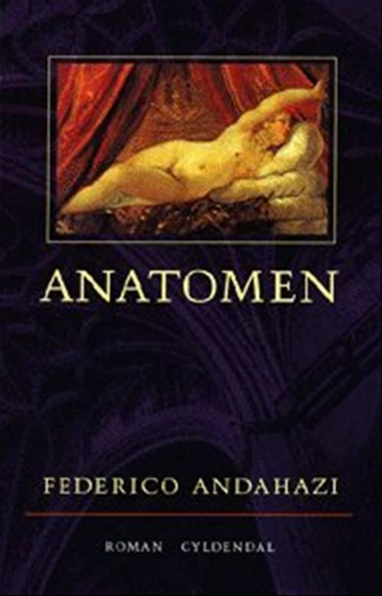 Anatomen af Federico Andahazi