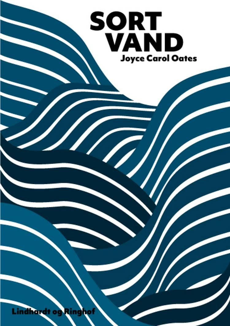 Sort vand af Joyce Carol Oates