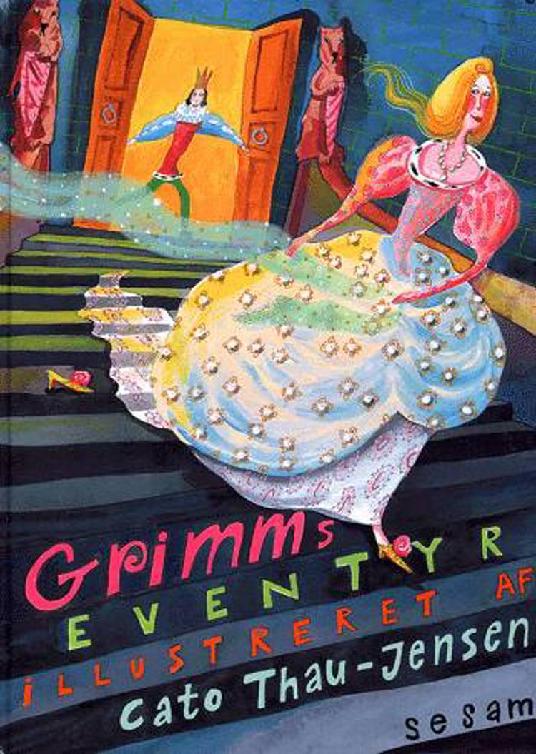 Grimms eventyr af J. L. K. Grimm