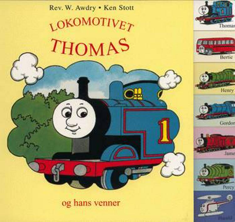 Lokomotivet Thomas og hans venner af W. Awdry