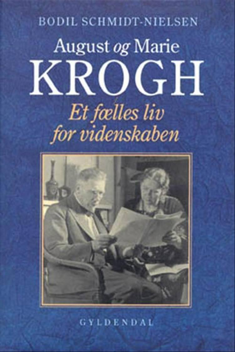 August og Marie Krogh af Bodil Schmidt-Nielsen