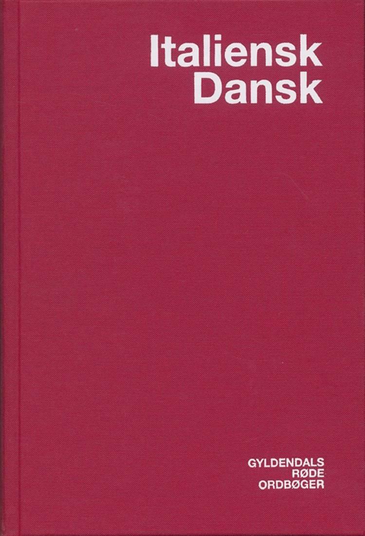 Italiensk-dansk ordbog af Gerhard Boysen og Erling Strudsholm