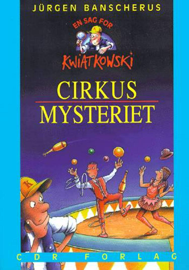 Cirkus-mysteriet af Jürgen Banscherus
