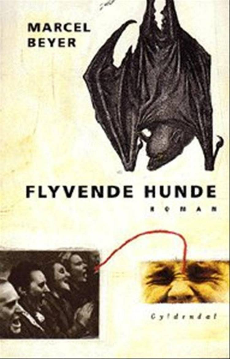 Flyvende hunde af Marcel Beyer