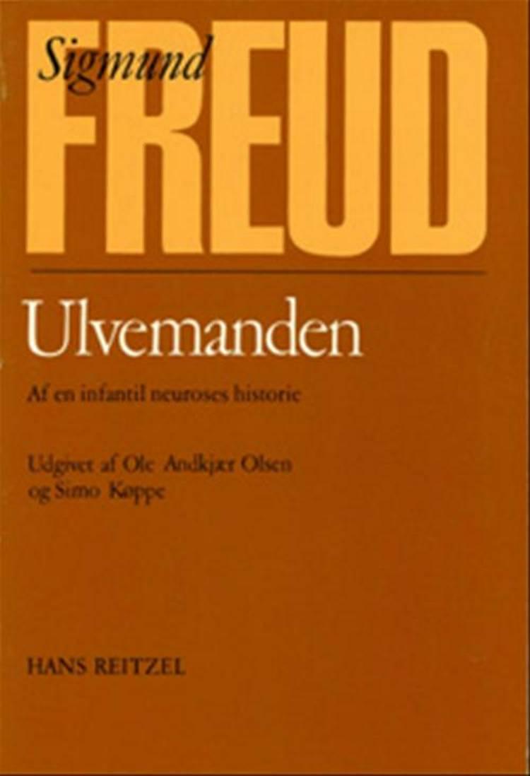 Ulvemanden af Sigmund Freud