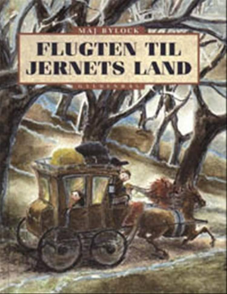 Flugten til jernets land af Maj Bylock