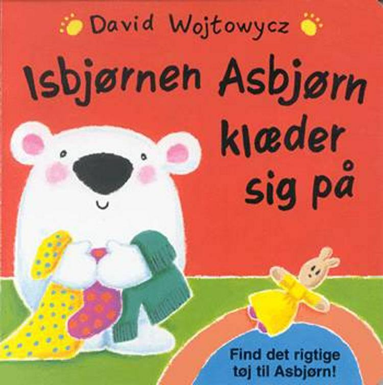Isbjørnen Asbjørn klæder sig på af David Wojtowycz