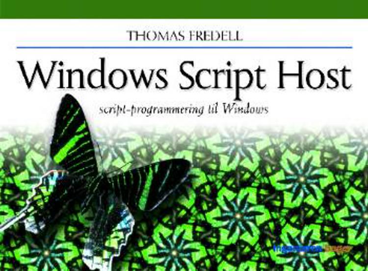 Windows Script Host af Thomas Fredell