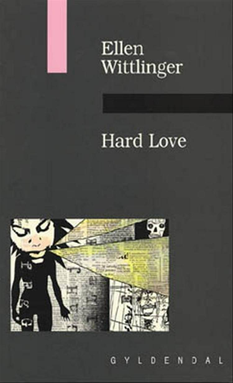 Hard love af Ellen Wittlinger