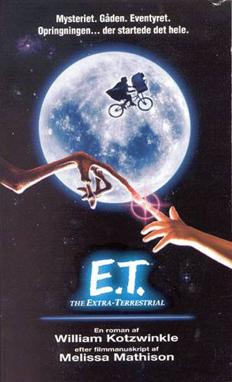 E.T. af William Kotzwinkle