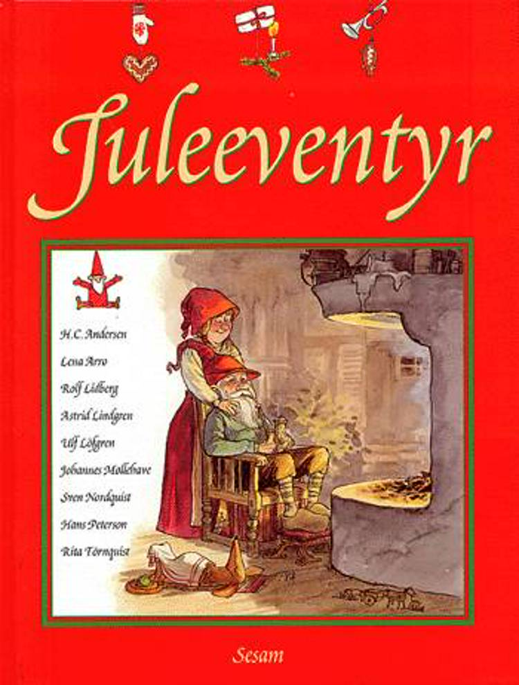 Juleeventyr af H.C. Andersen