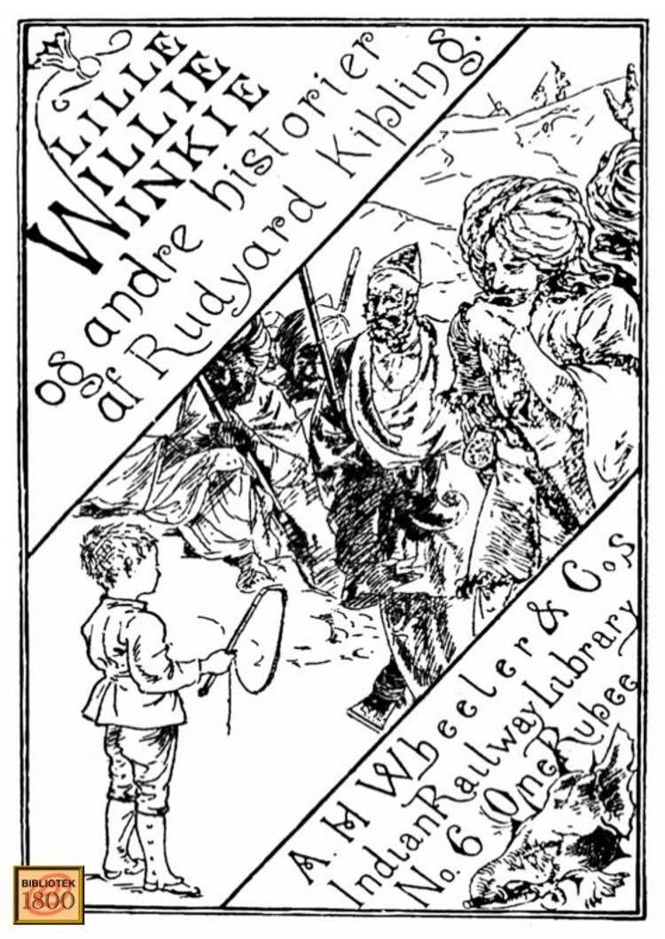 Lille Willie Winkie og andre historier af Rudyard Kipling