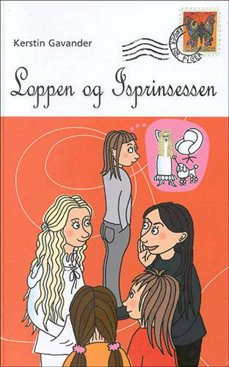 Loppen og isprinsessen af Kerstin Gavander
