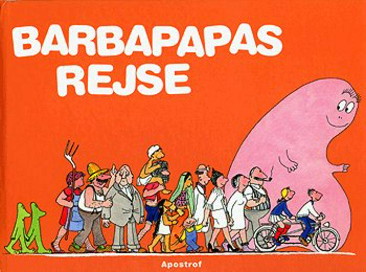 Barbapapas rejse af Annette Tison