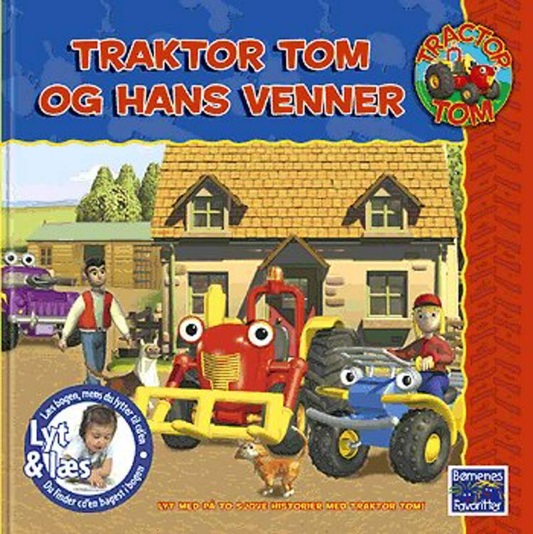 Traktor Tom og hans venner af Mark Holloway