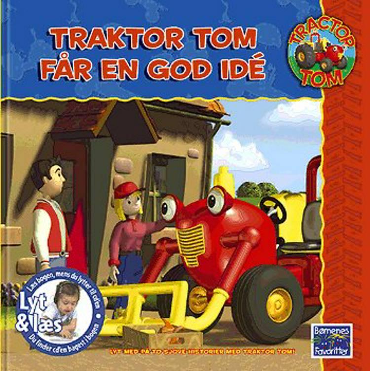 Traktor Tom får en god idé af Mark Holloway