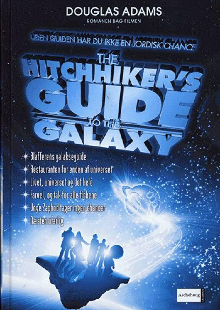 Den komplette guide til galaksen af Douglas Adams