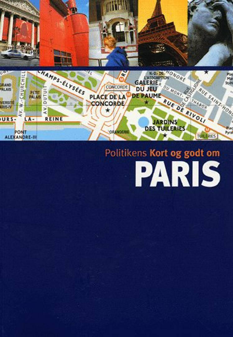 Politikens Kort og godt om Paris af Bouchra Essaadi og Mélani Le Bris