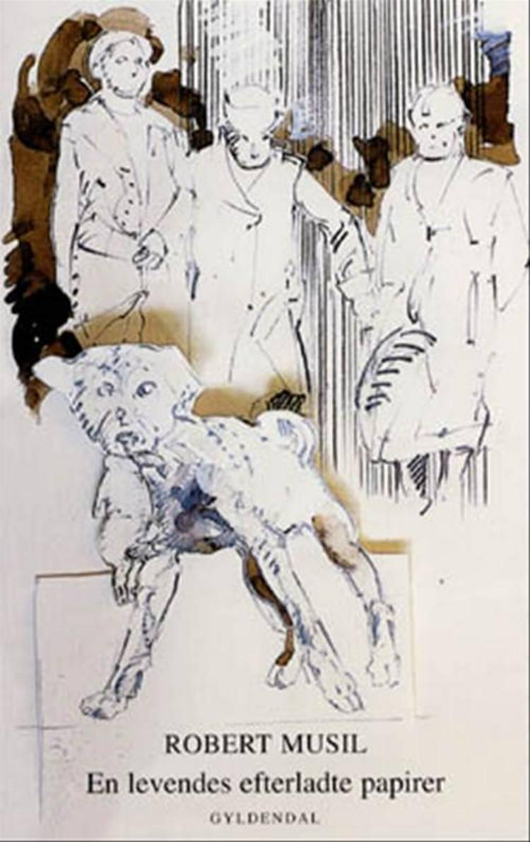 En levendes efterladte papirer af Robert Musil