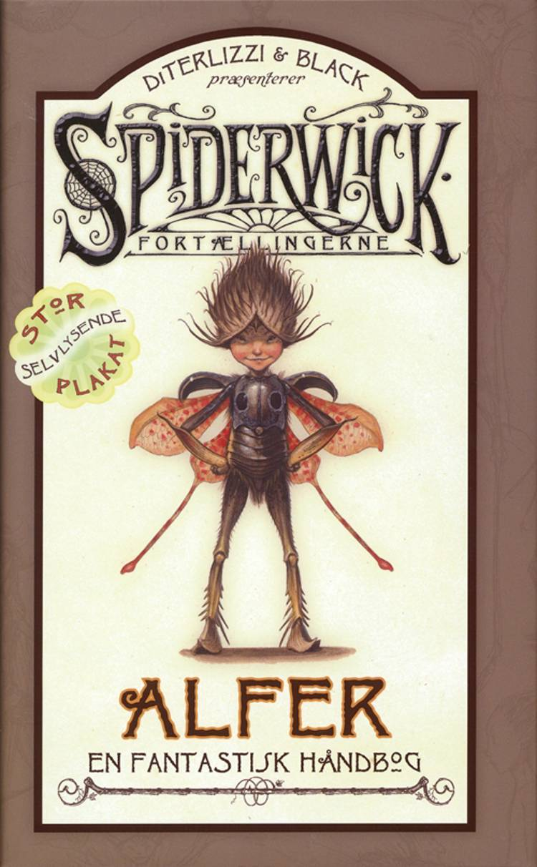 Alfer - en fantastisk håndbog af Holly Black