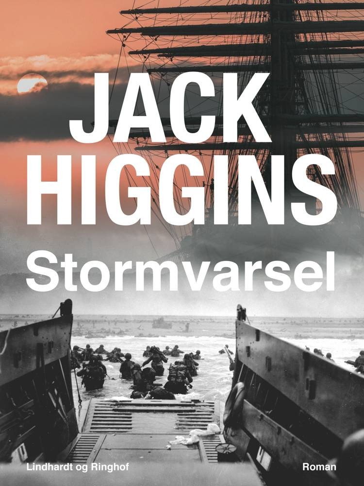Stormvarsel af Jack Higgins