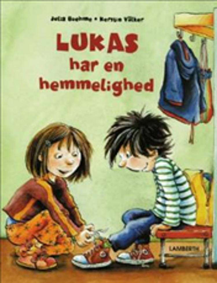 Lukas har en hemmelighed af Julia Boehme