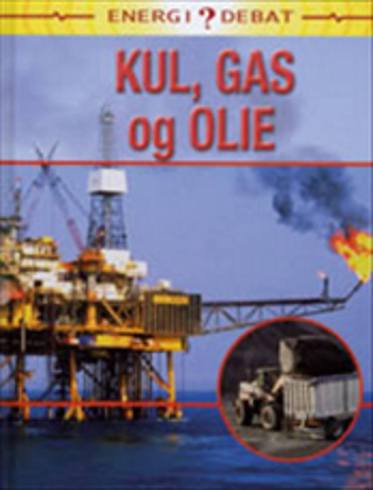 Kul, gas og olie af Sally Morgan