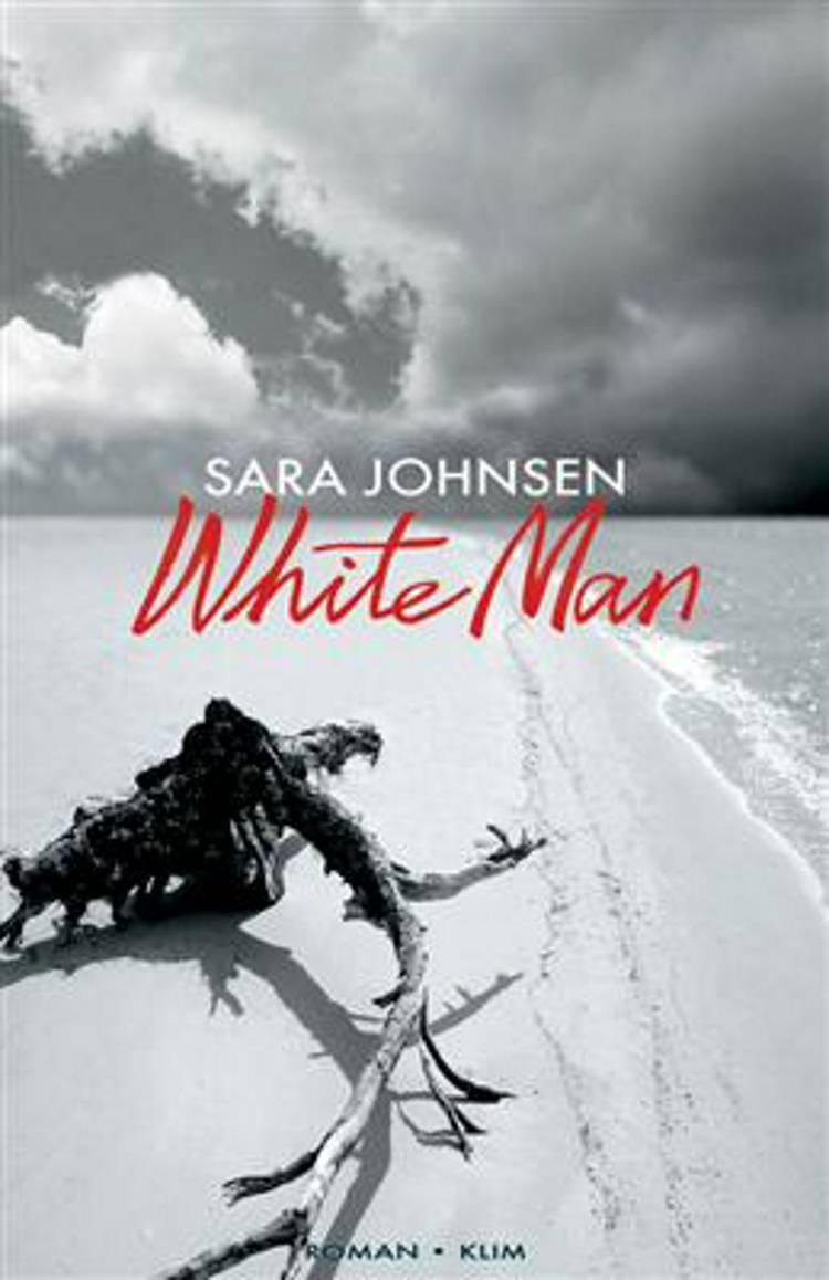 White man af Sara Johnsen
