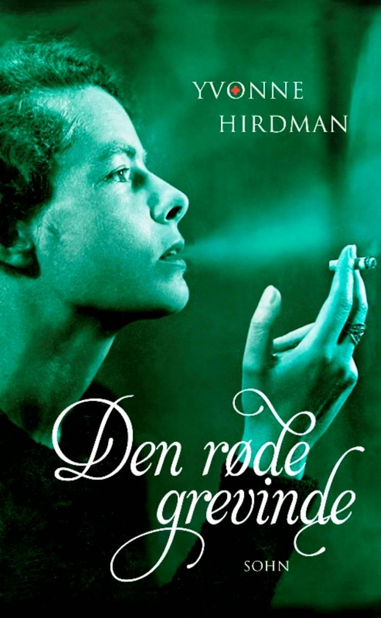 Den røde grevinde af Yvonne Hirdman og Yvonne hirdman