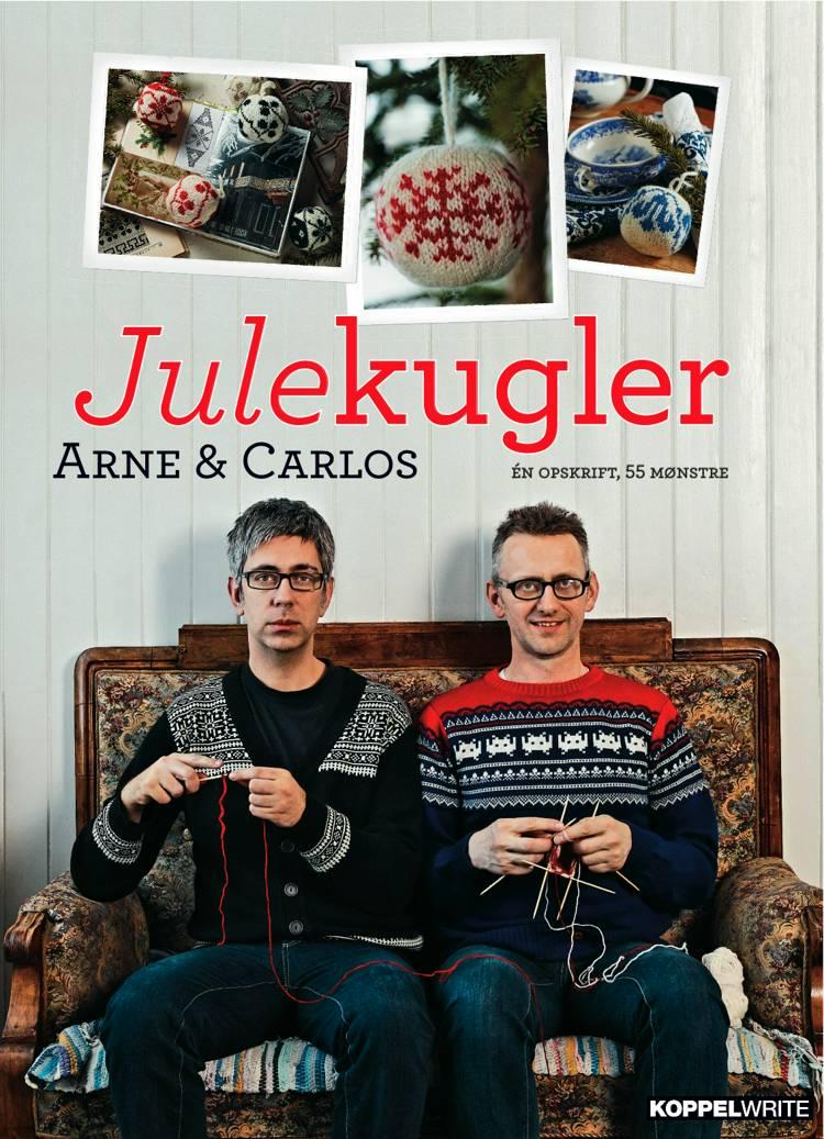 Julekugler af Carlos Zachrison og Arne Nerjordet