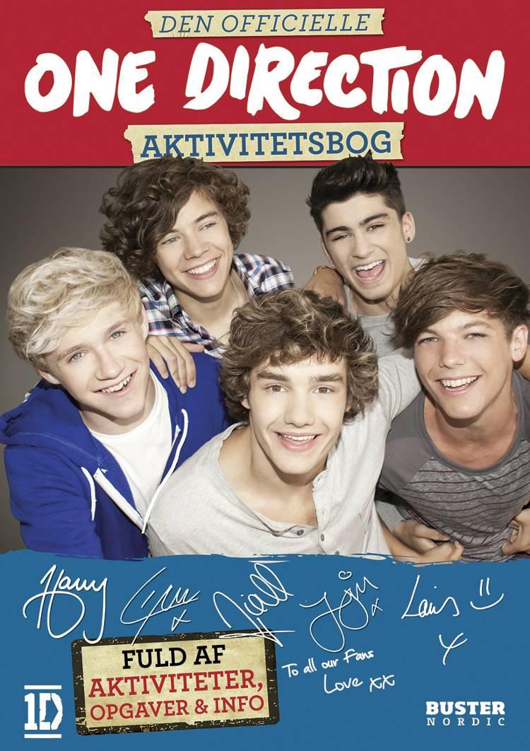 Den Officielle One Direction Aktivitetsbog