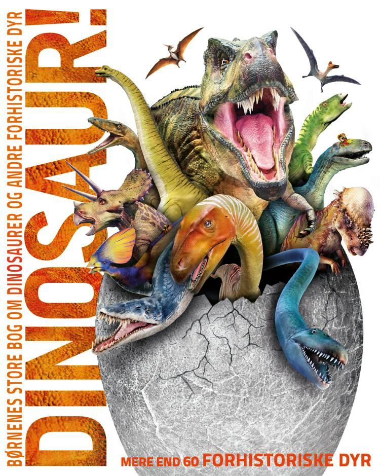 Dinosaur! af John Woodward