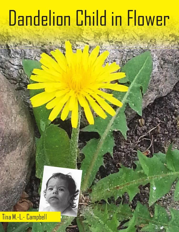 Dandelion child in flower af Tina M.-L. Campbell