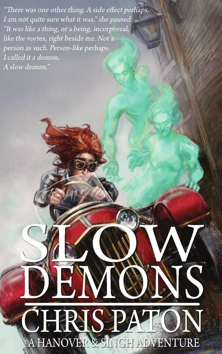 Slow Demons af Chris Paton