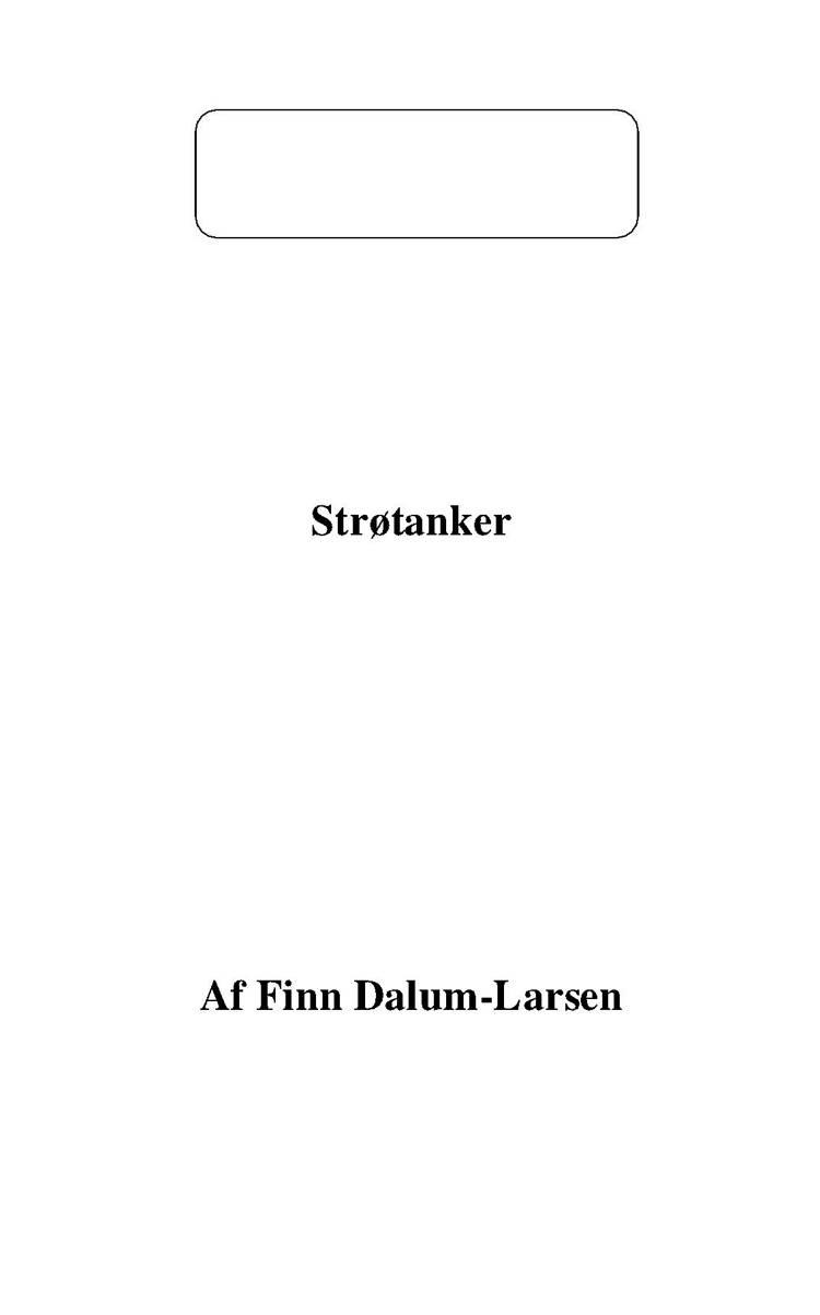 Samlede digte af Finn Dalum-Larsen