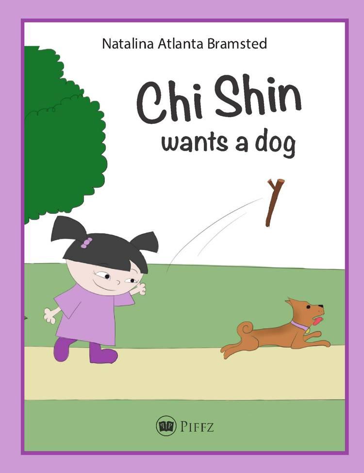Chi Shin wants a dog af Natalina Atlanta Bramsted