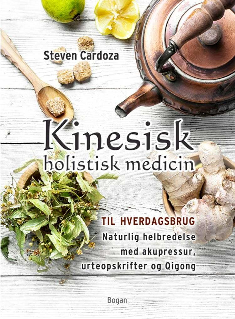 Kinesisk holistisk medicin til hverdagsbrug af Steven Cardoza