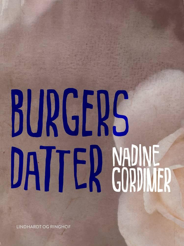 Burgers datter af Nadine Gordimer
