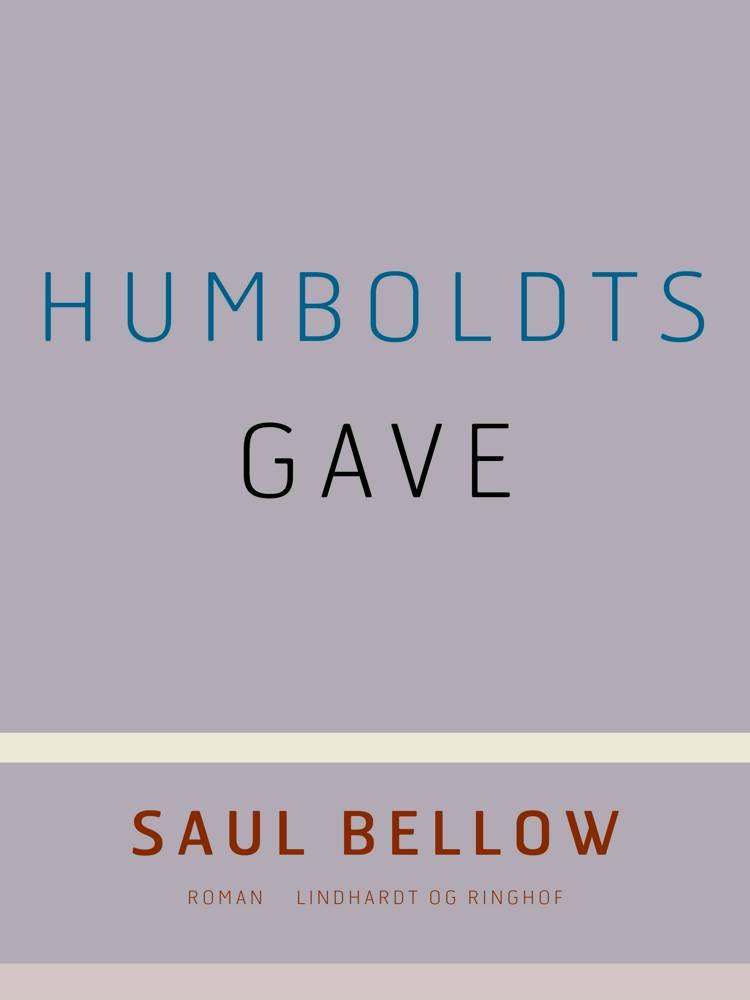 Humboldts gave af Saul Bellow