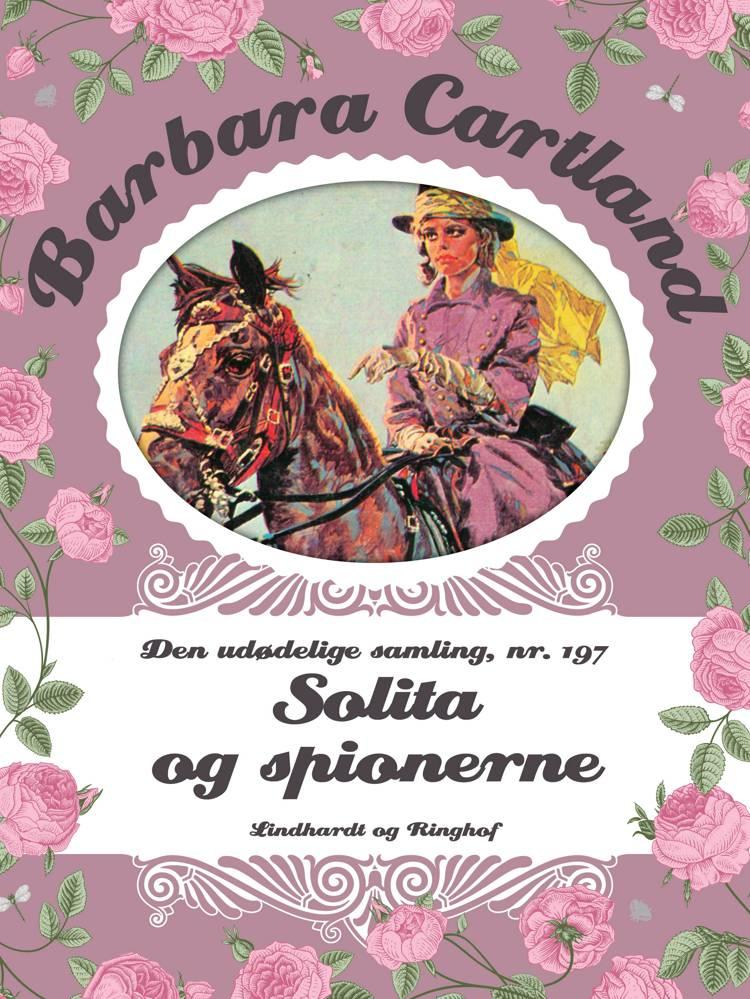 Solita og spionerne af Barbara Cartland