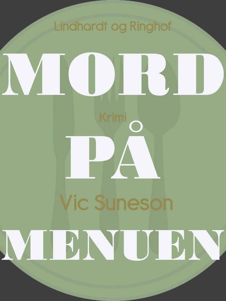 Mord på menuen af Vic Suneson