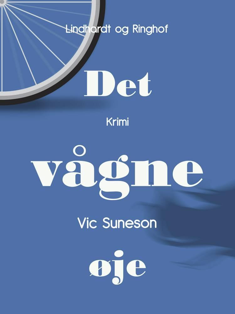 Det vågne øje af Vic Suneson