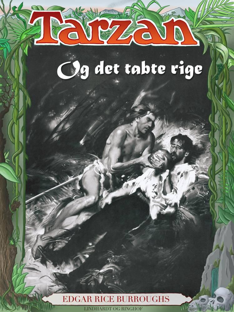 Tarzan og det tabte rige af Edgar Rice Burroughs